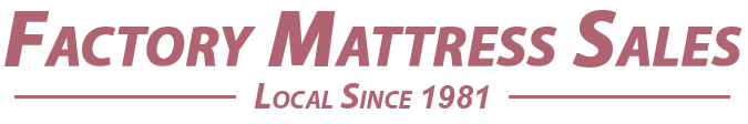 Factory Mattress Sales Logo